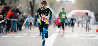 La San Silvestre Vallecana Mini 2019, haciendo cantera